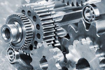 gears, aerospace engineering parts